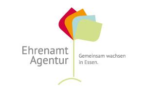 Logo Ehrenamt Agentur Essen